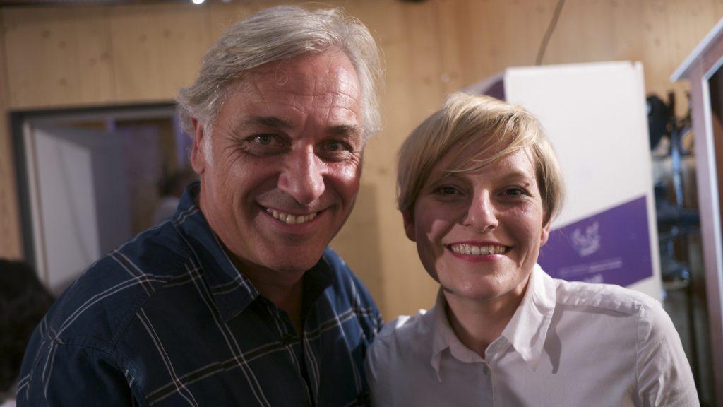 2014 - Visite de Stéphane Thébaut - La Maison France5